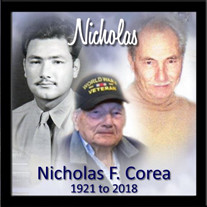 Nicholas Frank Corea