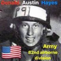 Donald Austin Hayes