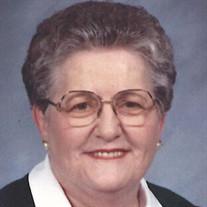 Mae Evelyn Falgoust Hymel