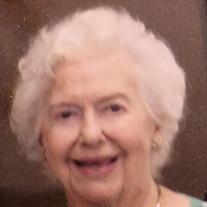 Margaret Hartman Sooy