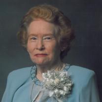 Flora Wilkinson Cerdes
