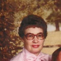 Mrs. Mary Alice Bledsoe