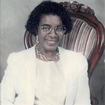 Mrs. Malissa Wilkins Durrah