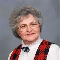 Betty Ann David