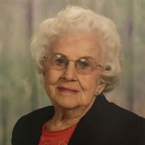 Blanche  Weston McNeil Bouwhuis