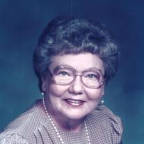 Mrs. Virginia Jean Newell