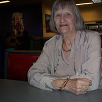 Mrs. Bobbie  Maurine Sims Hadley