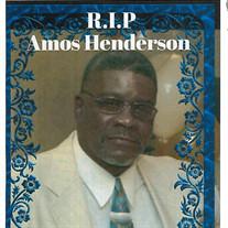 Mr. Amos Nathaniel Henderson