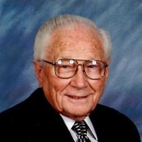 Pastor Joseph W. Byrd