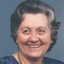 Marjorie Lea (Rainwater) Welch