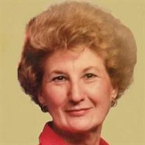 Mrs. Nora Hilda Jones Allred