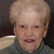 Mrs. Edith Mae Thompson Bowie