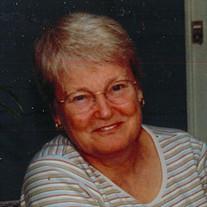 Peggy Virginia  Lewis