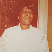 Mrs. Mary Frances Boston