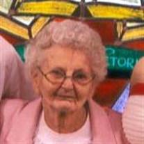 Clara  Mae Harrison