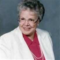 Mrs Margaret Ann Borst