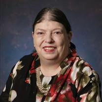 Mrs Margaret Ricks Calloway