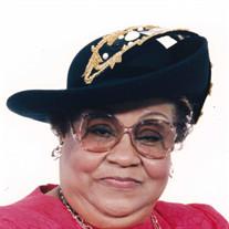 Mrs. Mattie Harper