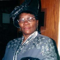 Mrs. Lula Washington-Whatley