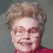 Margaret Elizabeth Hill Humphrey