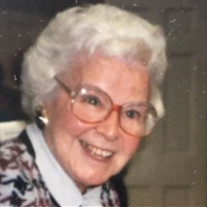 Mrs. Mary Yorke Gibson