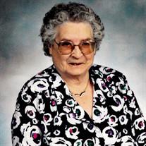 "Olive ""Molly"" Margaret McLellan"