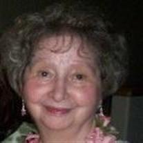 Mrs. Mary Georgieff Bailey