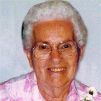 Blanche Edith Gascoigne