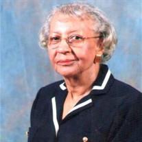 Juanita Stewart Spence