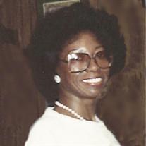 Mrs. Mildred Ann Williams