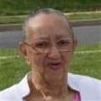 "Ms.  Ethel Geneva ""Babe"" Cooper"