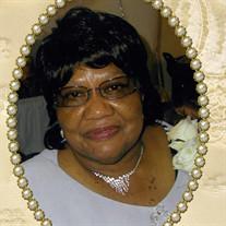 Mrs. Mae Ella Davie