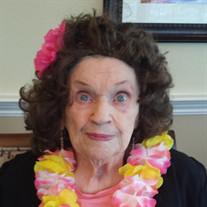 Mrs Jean Maree Thome