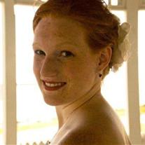 Christina Brown  Garrett
