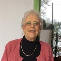 Jeanette Lois Greiling