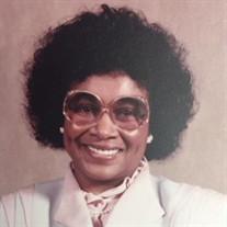 Mrs. Darthine Moore Evans