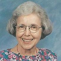 Janet McElhaney Randolph