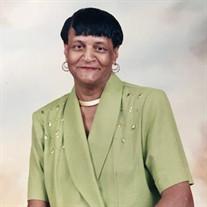 Mrs. Addie Jo Jackson