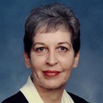 Mrs. Betty Burleson Merrell
