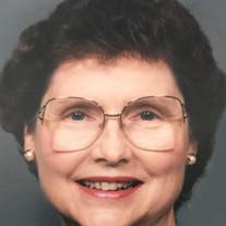 Janet Blythe Pender