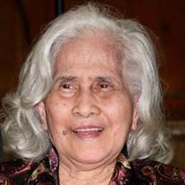 Gloria J. Aguilar
