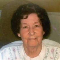 Mrs. Beretha Hodges Richardson