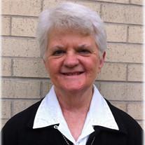 Sister Justina Baker, MHS