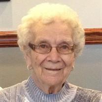 Agnes M Snyder