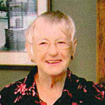 Margaret M. Webb