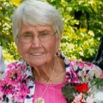 Juanita May Stewart Harris