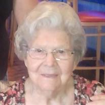 Mrs. Johnnie Ruth Frazier Henderson
