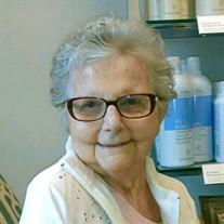 Dorothy Grace Webber
