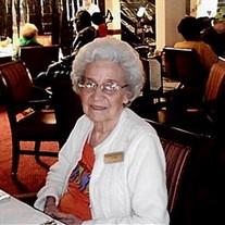 Dorothy Thornton Granier