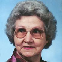 Mrs. Chloe Greer Fleenor